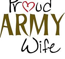 Army, Military, wife by Nicnak85