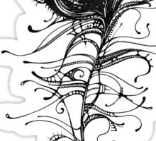 Eye of the Peacock Sticker