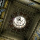 Ornate Ceiling by Richard Shepherd