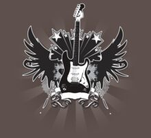 Rockstar Wings by Marcus Burnette