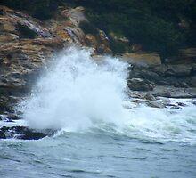 Congwong Bay Rocks  by pedroski