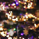 Christmas Bokeh' by Karin Elizabeth