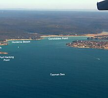 Port Hacking  by pedroski