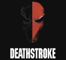 Deathstroke by napolidd