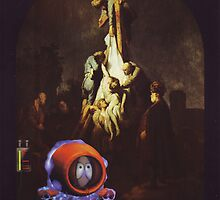 Oh my God they killed Jesus....I mean Kenny by atomikboy