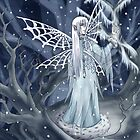 Winter Faerie by overlordrae