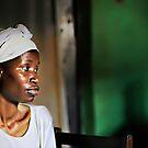 'HIV Mother' Kigali, Rwanda by Melinda Kerr