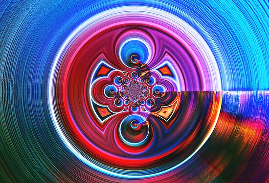 Spinner by Wendy J. St. Christopher