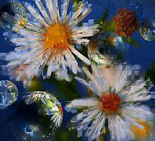 Flower World by Linda Sannuti