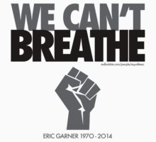 ERIC GARNER will be missed by EqualiTEEZ