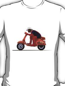 Deadpool Vespa T-Shirt