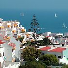 Albufeira, Algarve by Tom Gomez