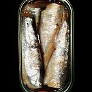 Sardine can (iPhone case) by ikado