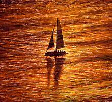 Hawaii Sail Away by bihusyak