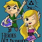 Heroes of Hyrule by BewareMySpooks