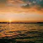 Sunset over Venice (2010) by Andy Parker