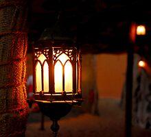 Arabian lantern by Shannon Benson