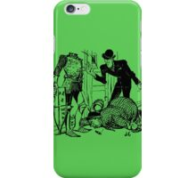 Klump To The Rescue iPhone Case/Skin