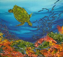 TURTLE by Joyce Sivapatham