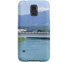 Bridge over the river Drau Samsung Galaxy Case/Skin