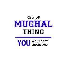 It's a MUGHAL thing, you wouldn't understand !! by thestarmaker