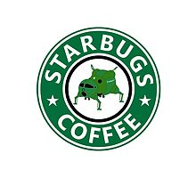 Starbugs (Starbucks) Coffee by metallikunt