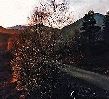 Morning In Glen Torridon by Rois Bheinn Art and Design
