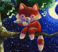 Midnight Flute Concert by Jordan Hill