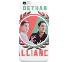 Dethan Alliance iPhone Case/Skin