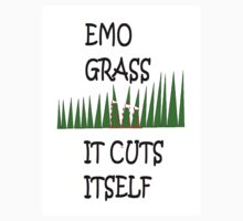 NEW Emo Grass by Paul Buckley