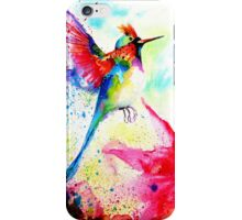 """Hummingbid"" iPhone Case/Skin"