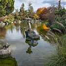Japanese Friendship Garden by James Watkins