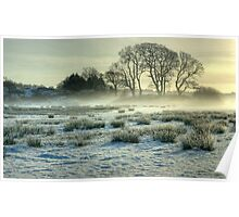 The Frozen Meadow Poster