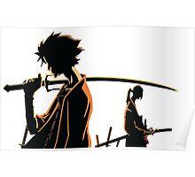 Samurai Champloo Poster