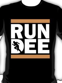 "Beink ""RUN DEE"" Dee Gordon Tee   T-Shirt"