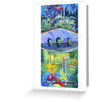 Bridge #6 Tamborine Mountain Greeting Card