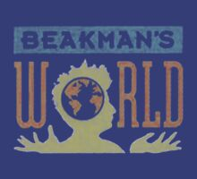 Beakman's World tv show design. by 2monthsoff