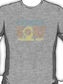 Beakman's World tv show design. T-Shirt