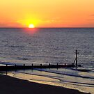 Sheringham Sunset by CinB