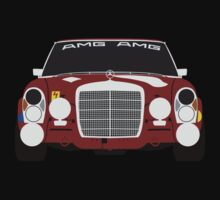 Mercedes Benz 300SEL AMG by AutomotiveArt