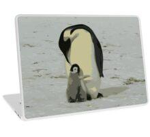 Penguin Duo Laptop Skin