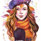 Autumn in my mind by vasylissa