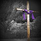 The cross..... by Rhonda Ford