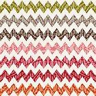 Tribal Chevron by daisy-beatrice