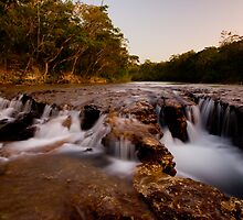 Elliott falls Far North Queensland Australia by jlprods
