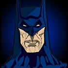 Batman - Blue Suit by DaveM