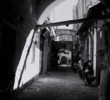 Alley Of Arches by Varinia   - Globalphotos