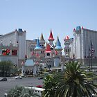 The Excalibur Hotel by DaveM