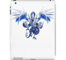 Trishula Dragon of the Ice Barrier iPad Case/Skin