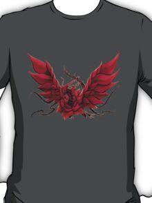 Black Rose Dragon Shirt T-Shirt